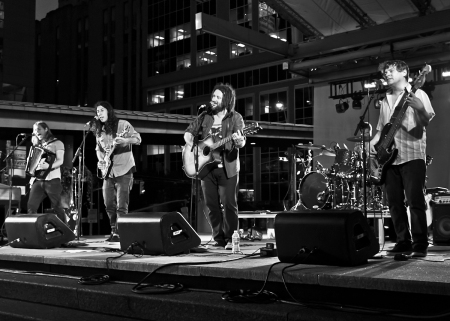 Sherman Downey and The Ambiguous Case At Yonge Dundas Square