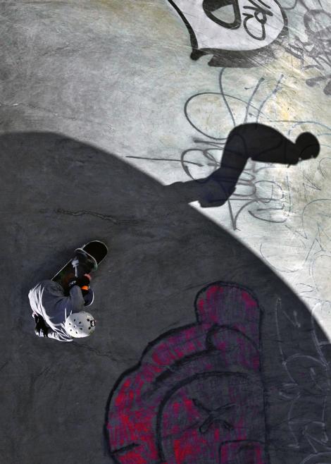 Ashbridges Bay Skate Park