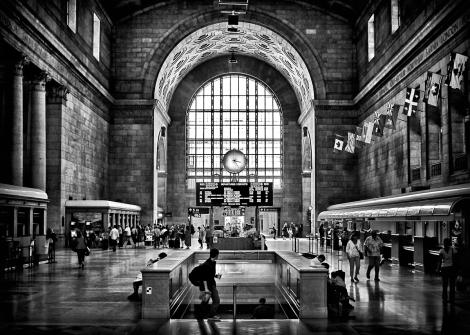 Toronto Union Station 3:23PM