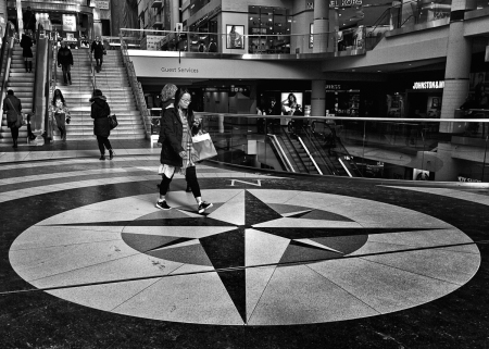 Toronto Eaton Centre Compass No 1