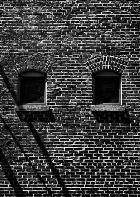 Toronto Distillery District Windows No 1