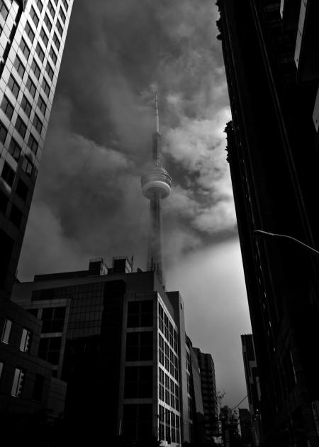 Downtown Toronto Fogfest No 6