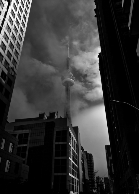 Downtown Toronto Fogfest No 6