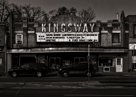 Kingsway Theatre Toronto Canada by The Learning Curve Photography